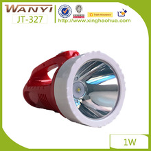 LED rechargeable Hand Lamp emergency handle lamp WY-327