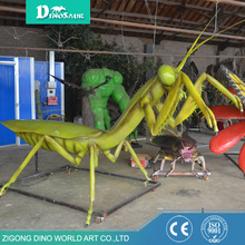 Vivid Giant Size High Simulation Mechanical Insects Model