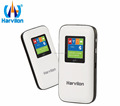 Portable EDGE GPRS GSM 3G 4G Wireless Router of SMS Phone book WiFi