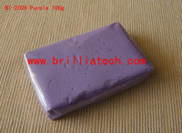 Brilliatech magic clay bar in different size and color