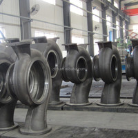 High Quality Steel Casting High Manganese