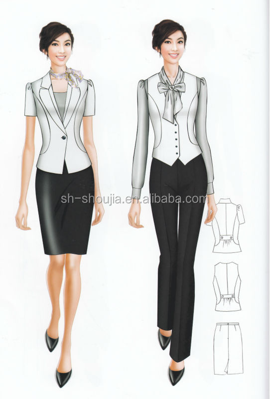 Ladies pants clipart