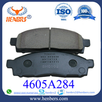 4605A284 front brake pads for toyota hiace Lexus parts japan