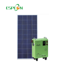 Portable 300W DC Solar Power Generator for Home