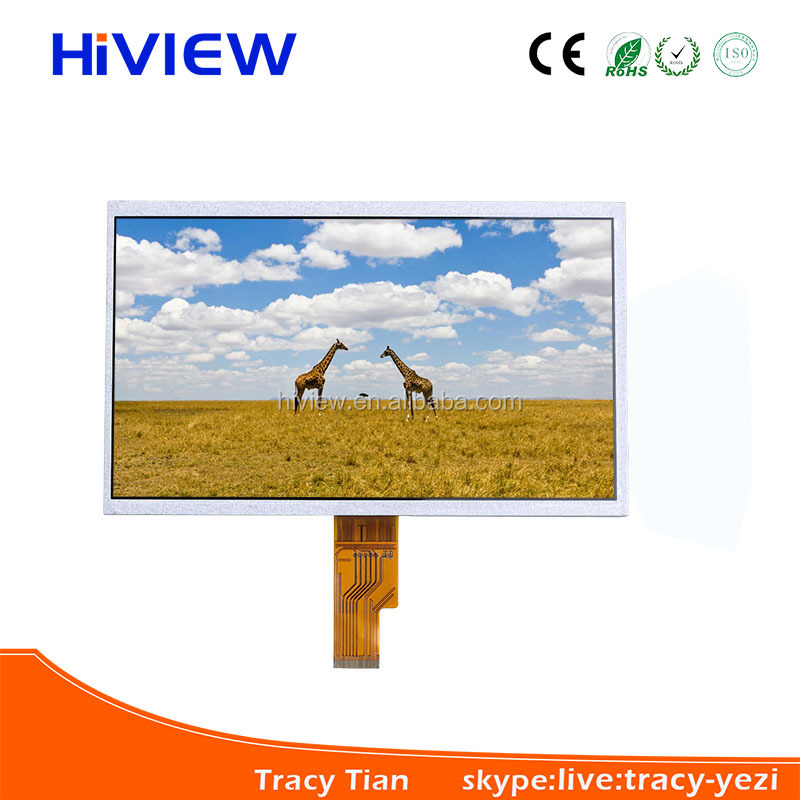 Hivew Resistive touch screen 10.1 inch 1280x800 tft lcd display module