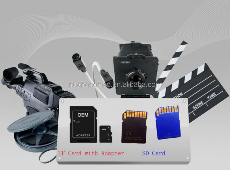 8gb class10 high speed factory price bulk sd cards real capacity for Android Tablet wholesale sd memory card