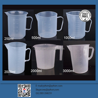 Cheap and high quality plastic measuring cup