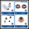 Square Thread Bolt And Nut China