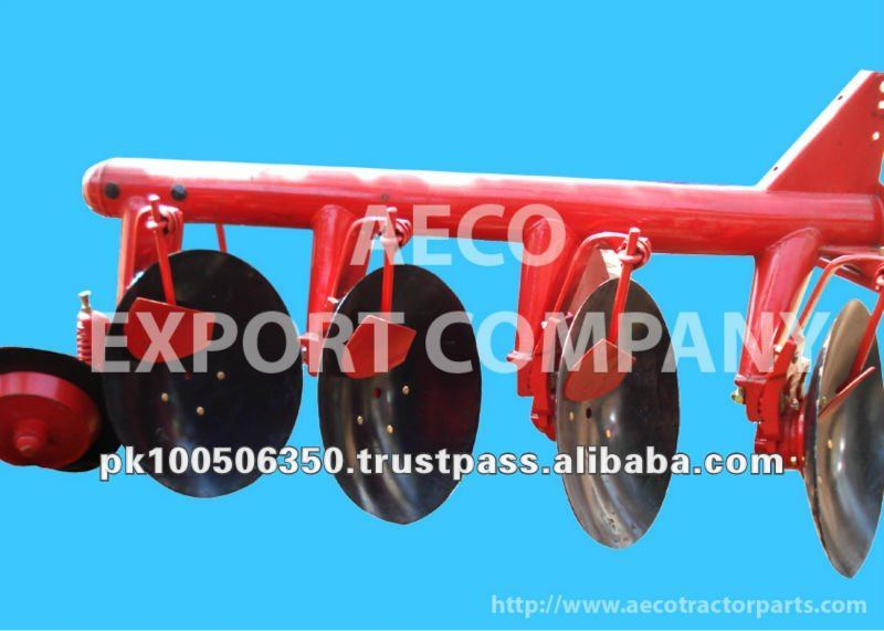 Pakistan High Quality 3 Disc Plough for sale