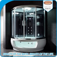 Luxury home sauna steam shower room for sale