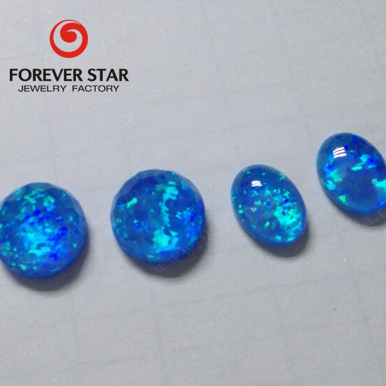 2017 Hot Sales High Quality Natural Rock Crystal & Opal Doublet Synthetic Opal Stone Price