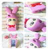 Alibaba hot mobile phone accessoriess 3d animal design silicone cell phone covers for iphone5/6/6 plus,cute silicon phone case