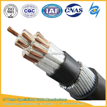 XLPE Insulated LSZH Sheathed Individual Overall Screened Multipair Armoured Instrumentation Cables