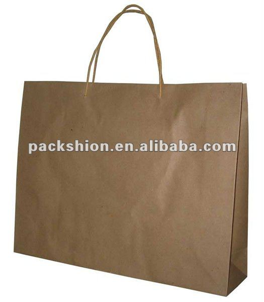 Brown kraft paper bag shop online