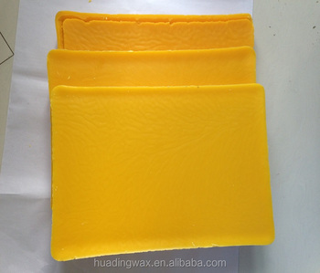 100% organic pure yellow and white beeswax original for hot sale