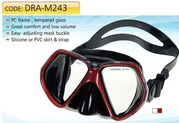 High Quality Adult silicone mask(DRA-M243)