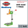Drill stand for wood factory lathe machine stand