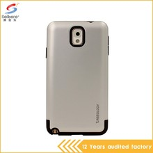 Guangzhou wholesale anti-scratch for note 3 cover for samsung galaxy