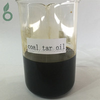 Factory sell great quality crude coal tar oil liquid