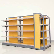 Top quality merchandise display racks store display rack stainless steel wood <strong>shelves</strong>