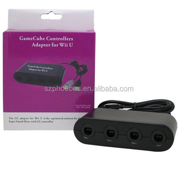 New Arrival transfer for GC to WII U Adapter