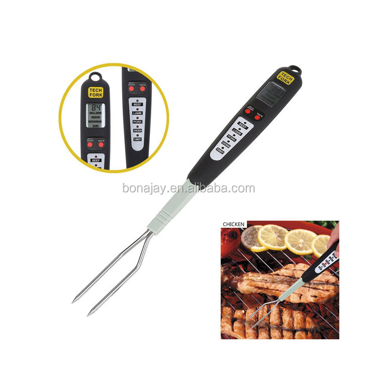 Christmas promotion Barbecue meat thermometer factory price