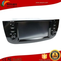 Wecaro Android Double Din Car Dvd For Fiat Linea/punto With 3G Wifi Navigation,ipod,stereo,radio,usb,BT