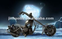 iron motorcycle model