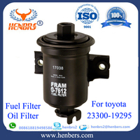 Fuel oil filter for toyota perkins generator trucks 23300-19295