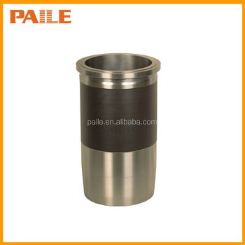 Automotive Casting Iron sleeve Wet cylinder liner MAN D2848 227WN37