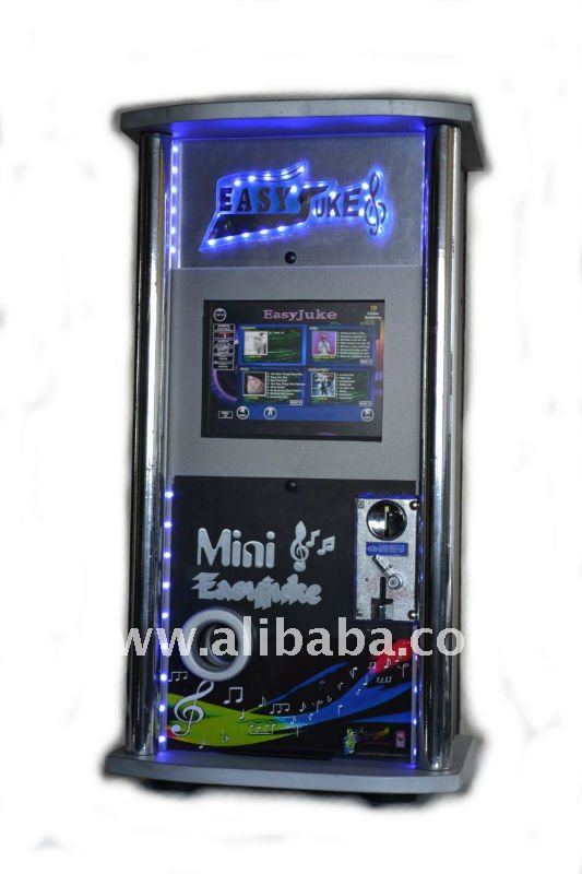 Easyjuke Mini Digital Jukebox
