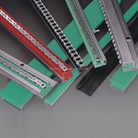 Uhmwpe Guide Rail Wear Resistant Conveyor