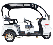 Philippines three wheeler electric passenger tricycle e-trike