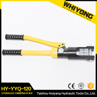 Professional design hot selling heavy duty cable lug crimping tool