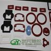 Heat Resistant Silicone Rubber Gasket