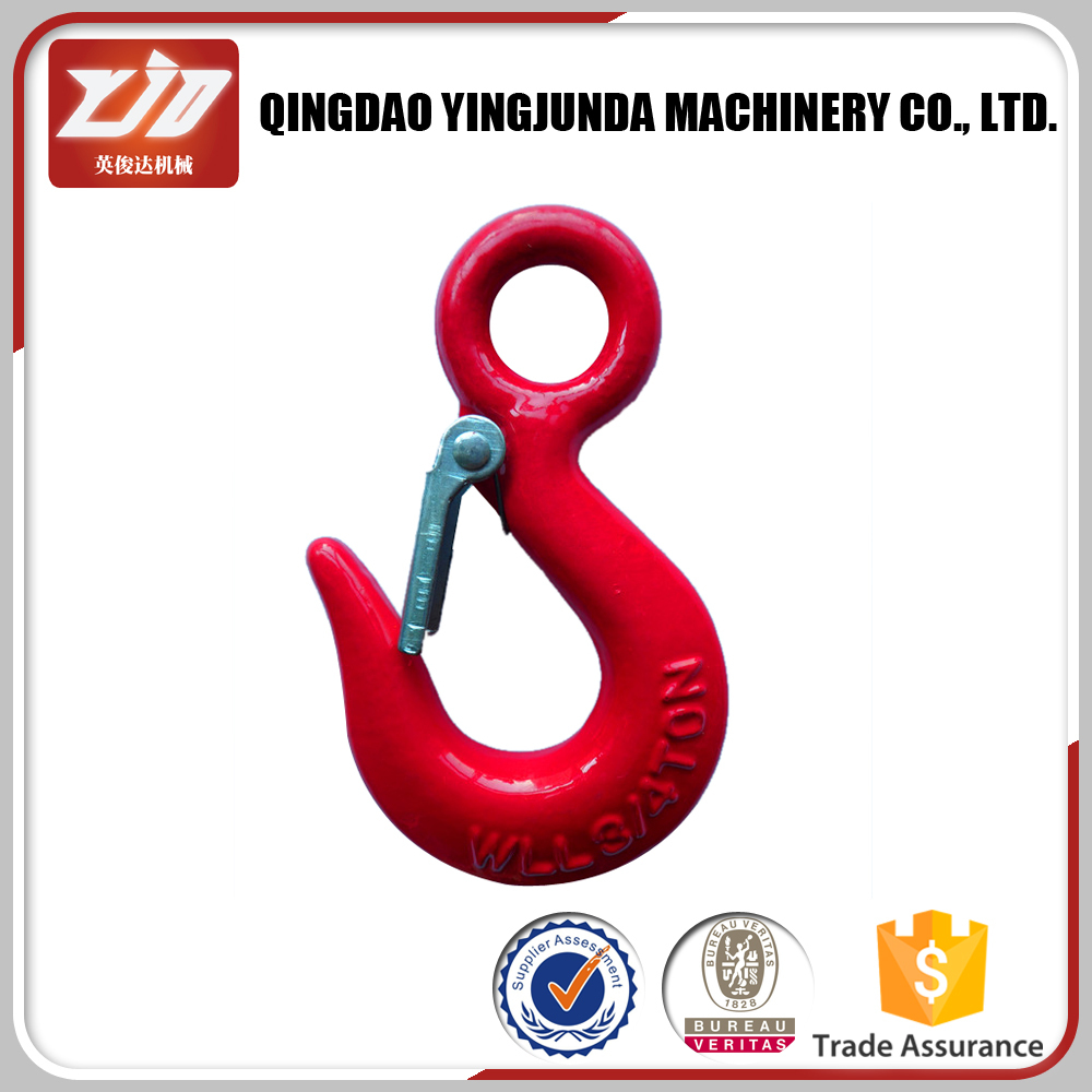 Factory Price Marine Eye Slip Hook With Latch