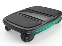 4 Wheels Self Balance Electric Scooter Hoverboard Skateboard iCarbot with APP, Powered walk car
