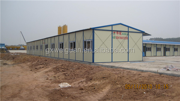 Fast Construction EPS Sandwich Panel Houses For Sale In Istanbul