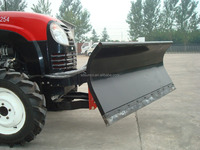 Snow removing machinery parts hydraulic snow shovel blades for sale
