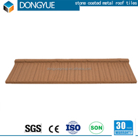 Wanael roof tile factory direct/wood house roof/colorful stone coated metal roofing sheet
