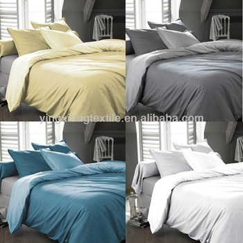 100% cotton bed sheets, hotel bedding set, bed sheet set