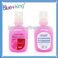 New Formula Blue-Touch Liquid Soap For Personal Care