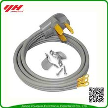 Customized ul approved lamp power cord