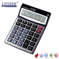 GTTTZEN DS-8900II 12 digits solar battery desktop calculator