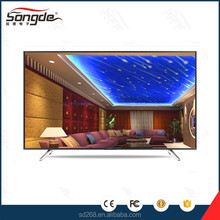 Super slim high resolution full hd lcd television electronics tv indoor led tv