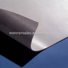 Reinforced high tensile PVC waterproofing membrane for roofing in rolls offered by Wuhan STAR