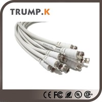 High Quality RG6 Cable Coaxial Satellite TV coaxial cable rg6u