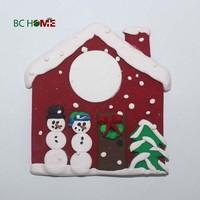 Handmade Christmas ornament fimo Polymer clay