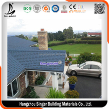 Top China Supplier Building Materials For Roofing Material Tiles , Roof Shingles