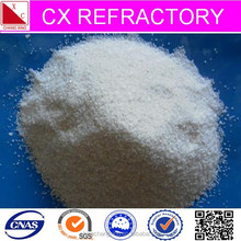 ISO certificated pure silica sand density